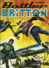 Battler Britton (Imperia) -93- Le nid de guèpes