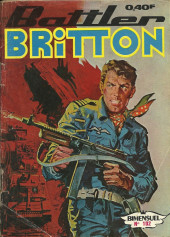 Battler Britton -102- L'escadrille des fortes têtes