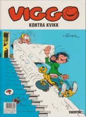 Gaston (en norvégien) -7a96- Kontra kvikk