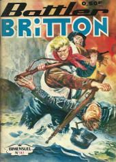Battler Britton (Imperia) -187- Les vieux