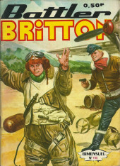 Battler Britton (Imperia) -194- Repos interdit