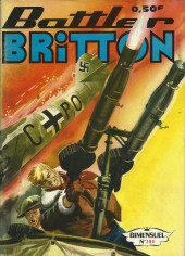 Battler Britton -206- L'as de la Luftwaffe
