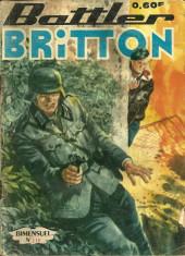 Battler Britton (Imperia) -218- Le remplaçant