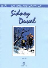 Les meilleurs récits de... -50- Sidney