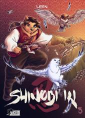 Shinobi Iri -3- Tome 3