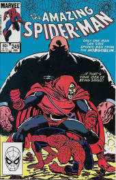 Amazing Spider-Man (The) (1963) -249- Secrets!