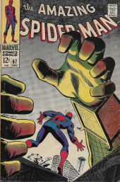 Amazing Spider-Man (The) (1963) -67- To Squash a Spider!