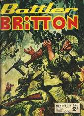Battler Britton -344- Attaque de précision
