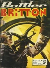 Battler Britton (Imperia) -354- Un coup monté!