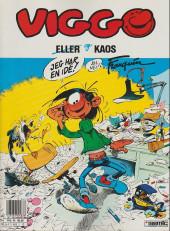 Gaston (en norvégien) -12a90- Eller og kaos