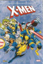 X-Men (L'intégrale) -34INT- X-Men : L'Intégrale 1993 (III)