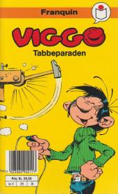 Gaston (en norvégien) -2a89- Tabbeparaben