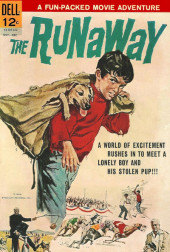 Movie Classics (Dell - 1962) -707- The Runaway