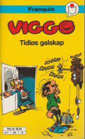 Gaston (en norvégien) -4a90- Tidlos galskap