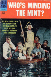 Movie Classics (Dell - 1962) -924- Who's Minding the Mint?