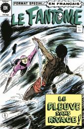 Le fantôme (Éditions Héritage) -7- Le fleuve sans rivage !