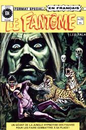Le fantôme (Éditions Héritage) -20- Le géant d'or