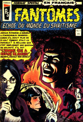 Fantômes - Echos du monde du spiritisme (Éditions Héritage) -1- L'homme qui refusait de mourir