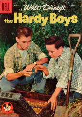 Four Color Comics (Dell - 1942) -760- The Hardy Boys