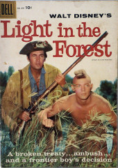 Four Color Comics (Dell - 1942) -891- Light in the Forest