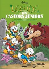 Guide des Castors juniors (Glénat) -1- Aventures et Découvertes