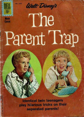 Four Color Comics (Dell - 1942) -1210- The Parent Trap