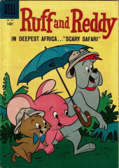 Four Color Comics (Dell - 1942) -937- Ruff And Reddy
