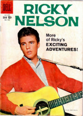 Four Color Comics (Dell - 1942) -998- Ricky Nelson