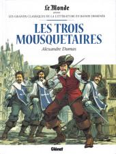Les grands Classiques de la littérature en bande dessinée -36- Les Trois Mousquetaires