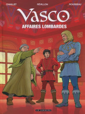 Vasco -29- Affaires lombardes