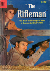 Four Color Comics (Dell - 1942) -1009- The Rifleman: Outlaw's Pony