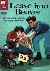 Four Color Comics (Dell - 1942) -1103- Leave it to Beaver