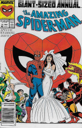 Amazing Spider-Man (The) (1963) -AN21- The Wedding