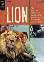 Movie comics (Gold Key) -301- The Lion