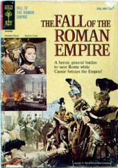 Movie comics (Gold Key) -407- The Fall of the Roman Empire