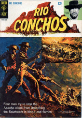 Movie comics (Gold Key) -503- Rio Conchos
