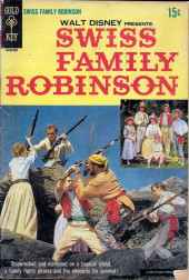 Movie comics (Gold Key) -904- Swiss Family Robinson