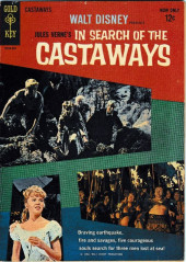 Movie Comics (Gold Key) -303- In Search of the Castaways