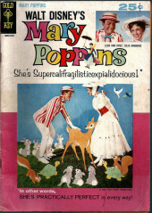 Movie comics (Gold Key) -501- Mary Poppins