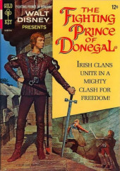Movie comics (Gold Key) -701- The Fighting Prince of Donegal