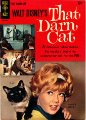 Movie comics (Gold Key) -602- That Darn Cat