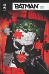 Batman Rebirth -4- La Guerre des rires et des énigmes