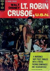 Movie comics (Gold Key) -610- Lt. Robin Crusoe, U.S.N.