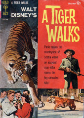 Movie comics (Gold Key) -406- A Tiger Walks