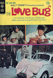 Movie comics (Gold Key) -906- The Love Bug