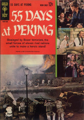 Movie comics (Gold Key) -309- 55 Days at Peking