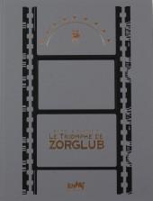 Spirou et Fantasio (Une aventure de.../Le Spirou de...) -TT- Le triomphe de Zorglub