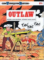 Les tuniques Bleues -4b2003- Outlaw
