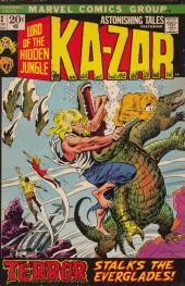 Astonishing tales Vol.1 (Marvel - 1970) -12- Terror stalks the everglades