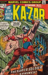 Astonishing tales Vol.1 (Marvel - 1970) -19- Victorius!